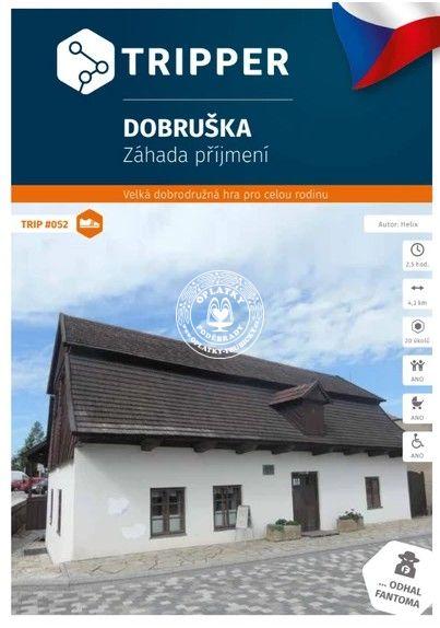 TRIPPER - Dobruška, #052, A-496