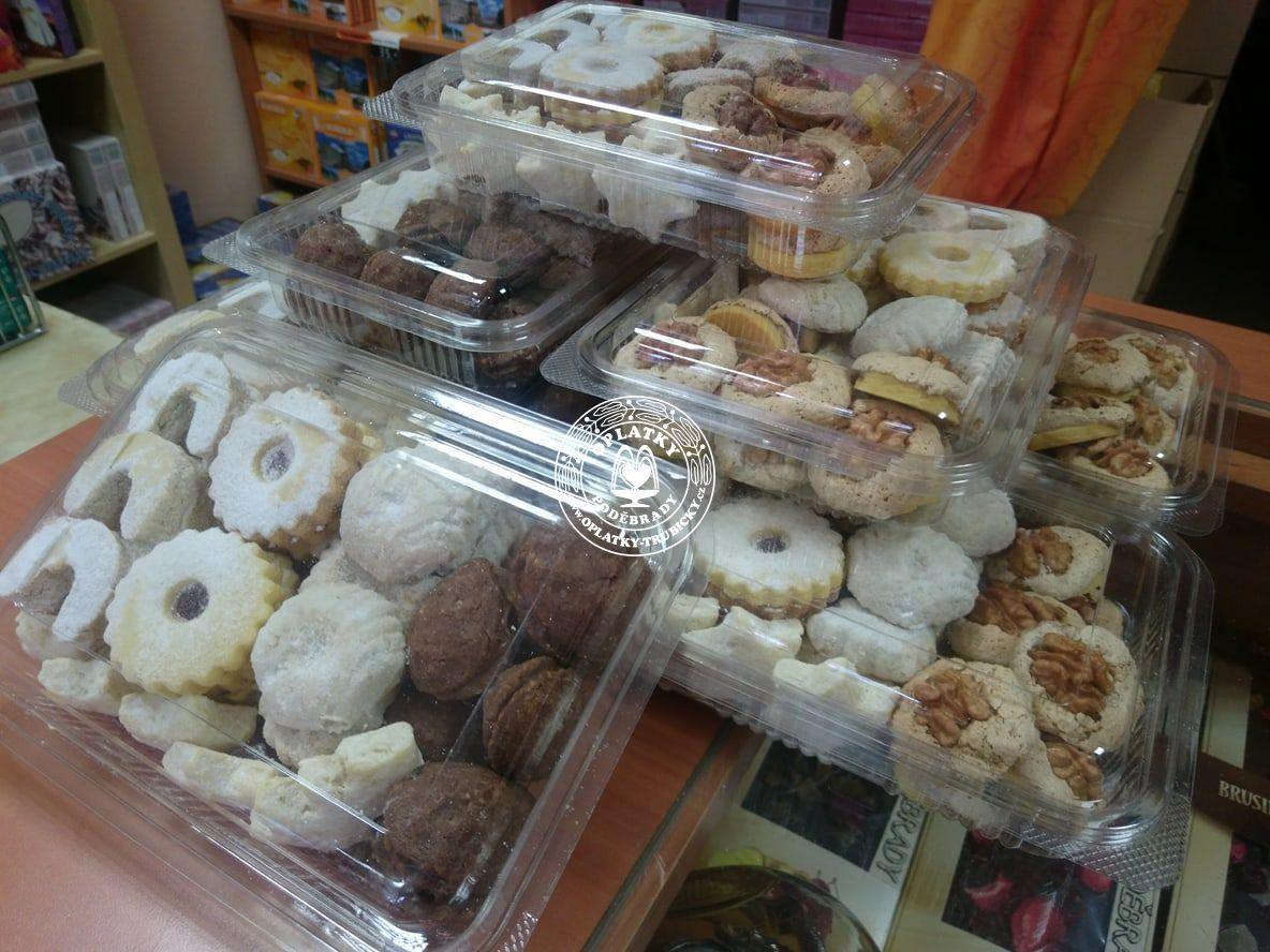 Čajové cukroví, DIA