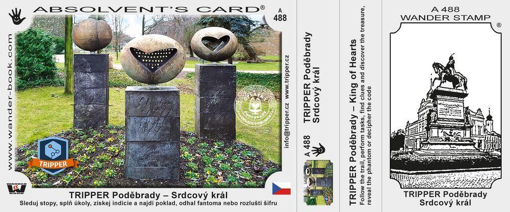 TRIPPER - Poděbrady, #049, A-488