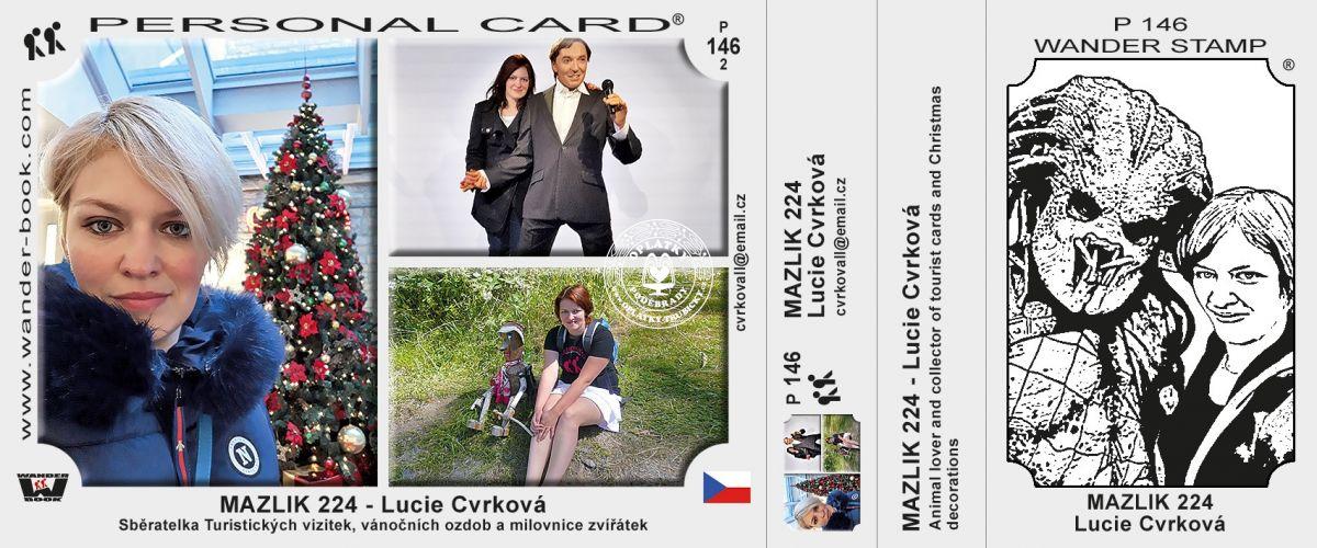 Lucie Cvrková - MAZLIK 224, P-146_2