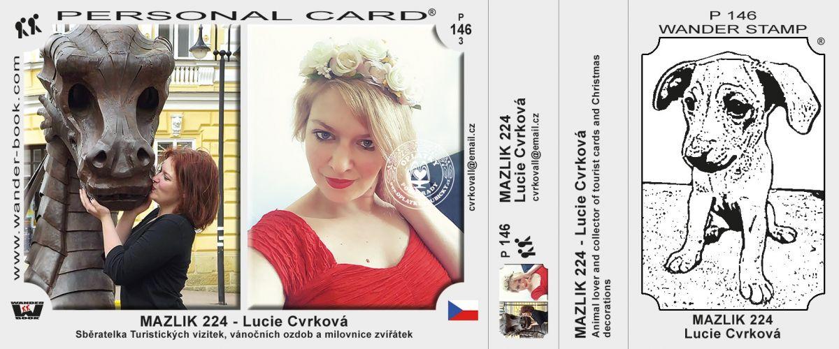 Lucie Cvrková - MAZLIK 224, P-146_3