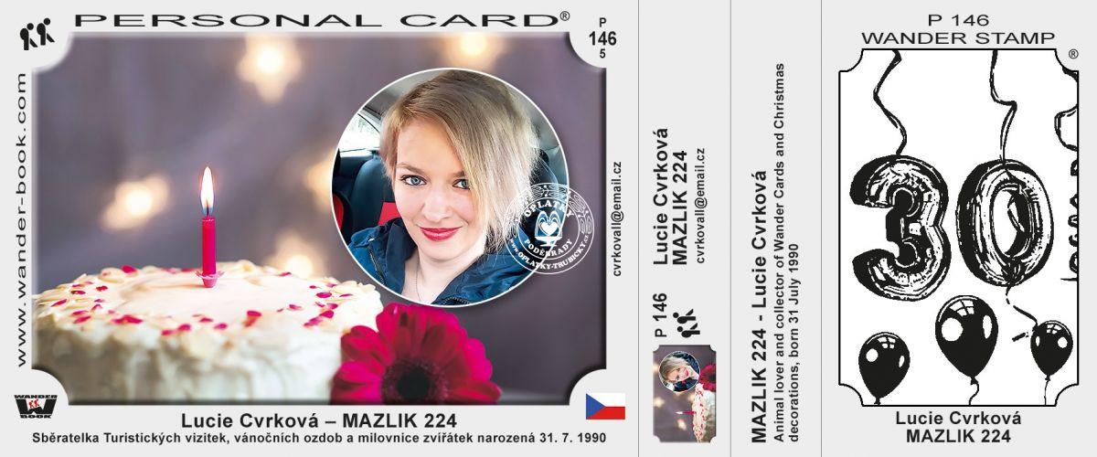 Lucie Cvrková - MAZLIK 224, P-146_5