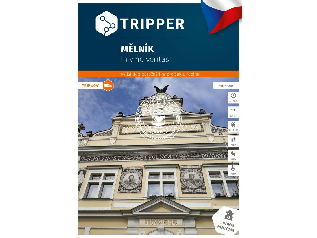 TRIPPER - Mělník, #057, A-440