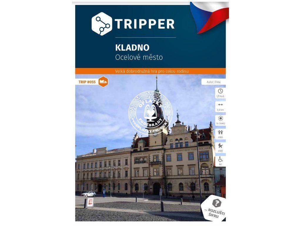 TRIPPER - Kladno, #055, A-361