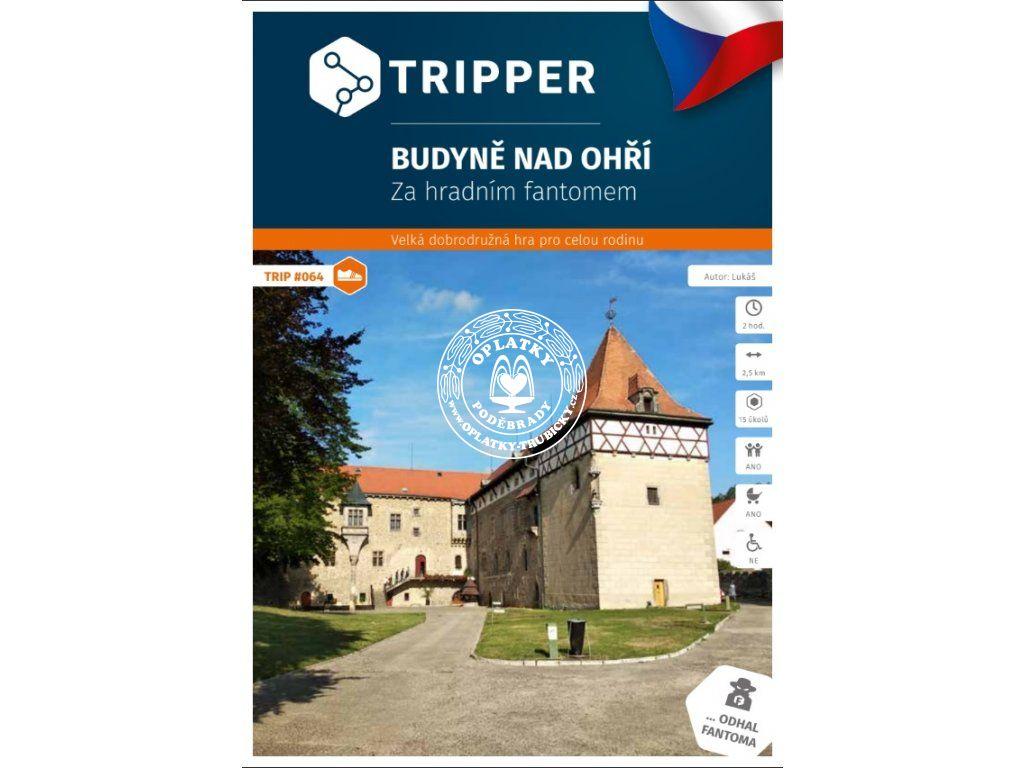 TRIPPER - Budyně nad Ohří, #064, A-577