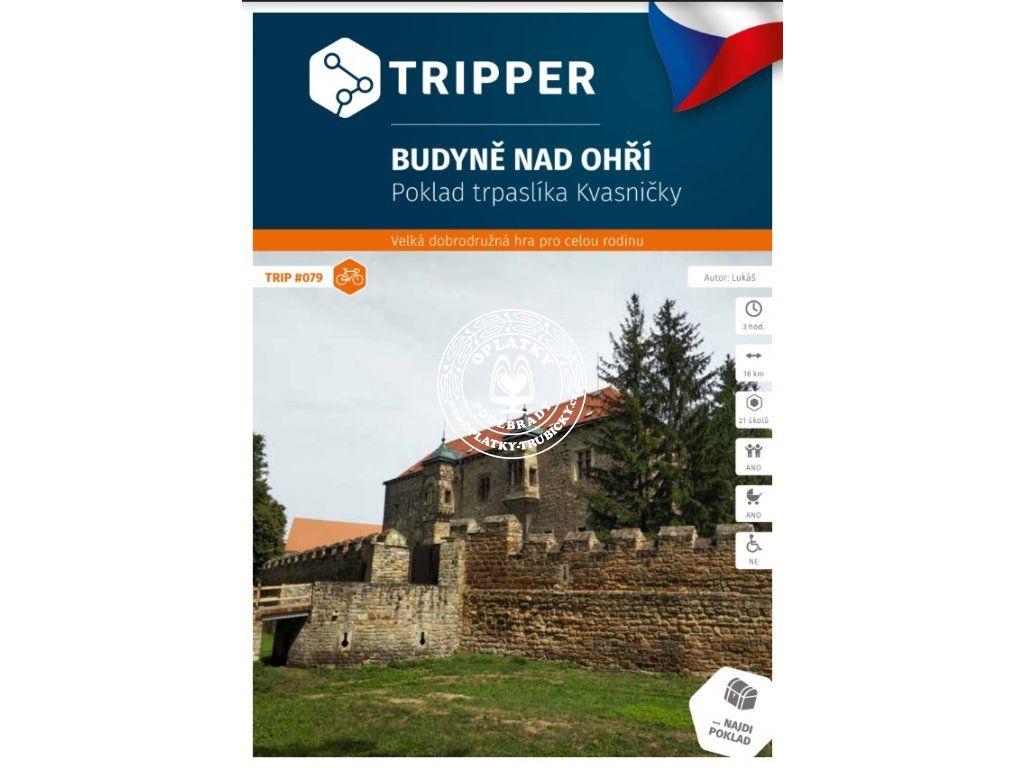 TRIPPER - Budyně nad Ohří, #079, A-602