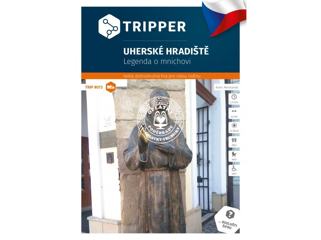 TRIPPER - Uherské Hradiště, #073, A-613