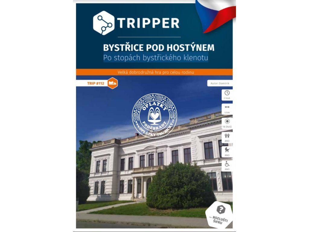 TRIPPER - Bysřice pod Hostýnem, #112, A-701