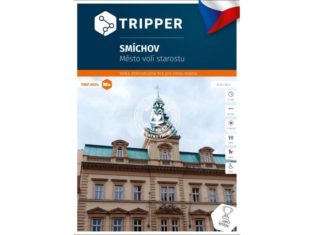 TRIPPER - Praha - Smíchov, #074, A-631