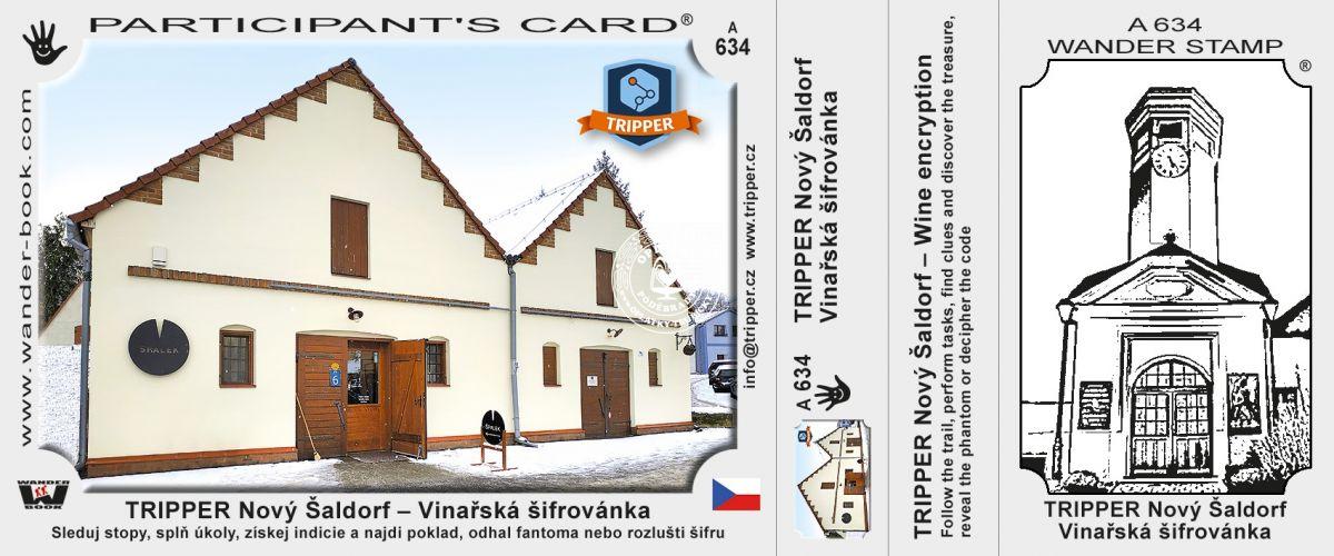 TRIPPER - Nový Šaldorf, #081, A-634