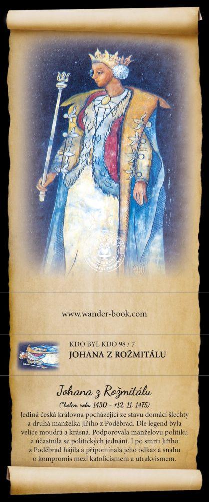 Johana z Rožmitálu, F-280