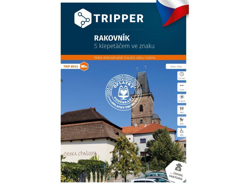 TRIPPER - Rakovník, #043, A-442