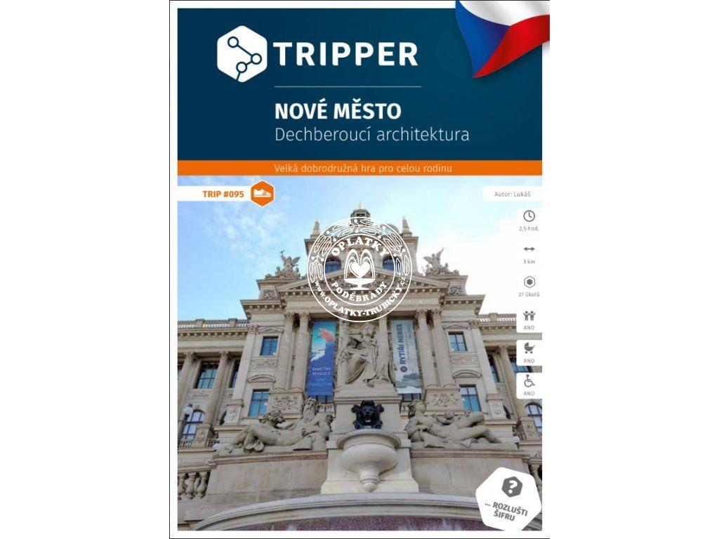 TRIPPER - Praha Nové město, #095, A-671