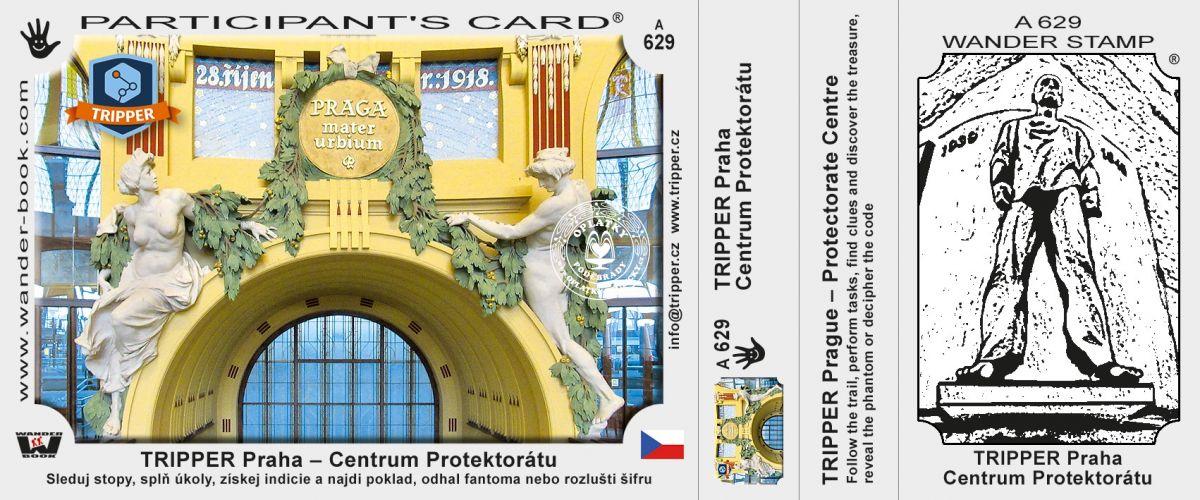 TRIPPER - Praha Protektorát, #075, A-629
