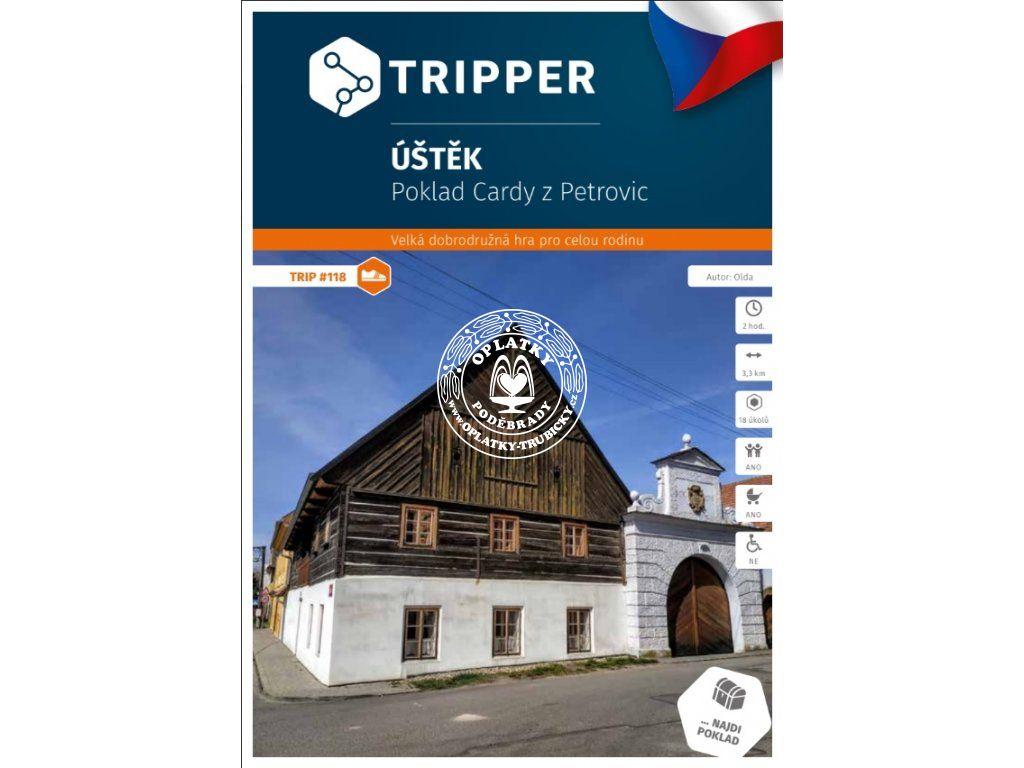 TRIPPER - Úštěk, #118, A-692