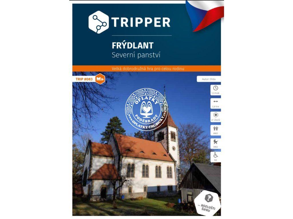 TRIPPER - Frýdlant, #083, A-633