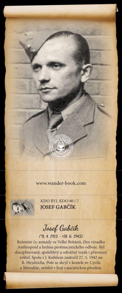 Josef Gabčík, F-241