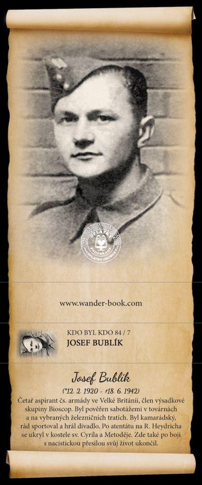 Josef Bublík, F-245