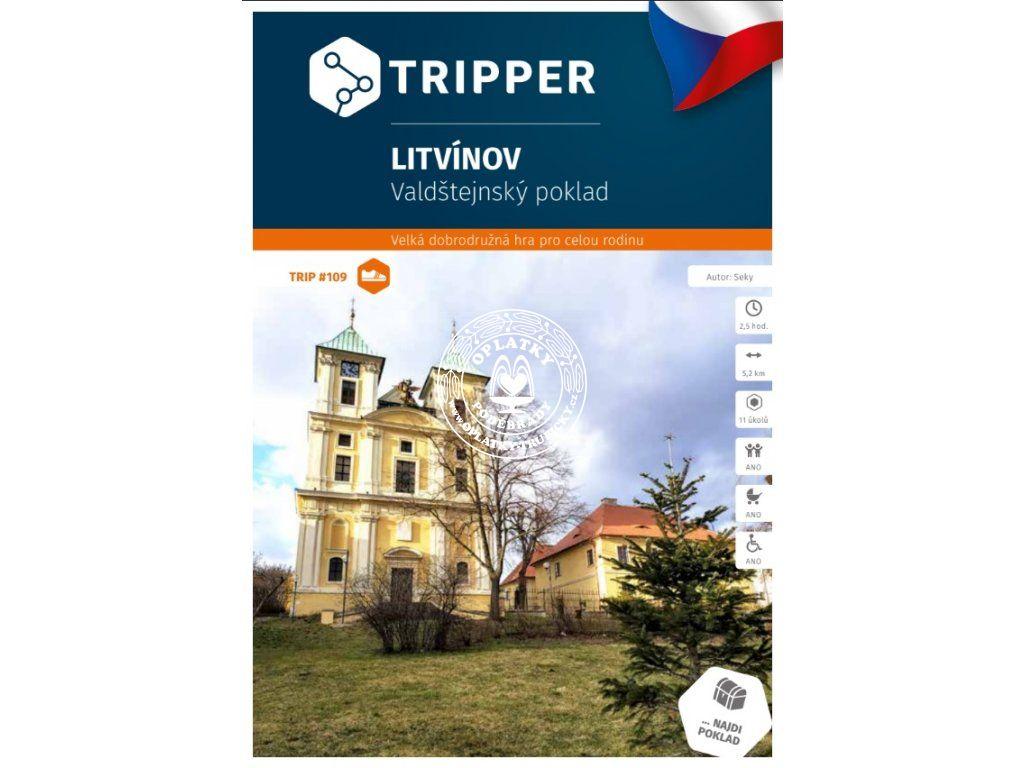 TRIPPER - Litvínov, #109, A-664