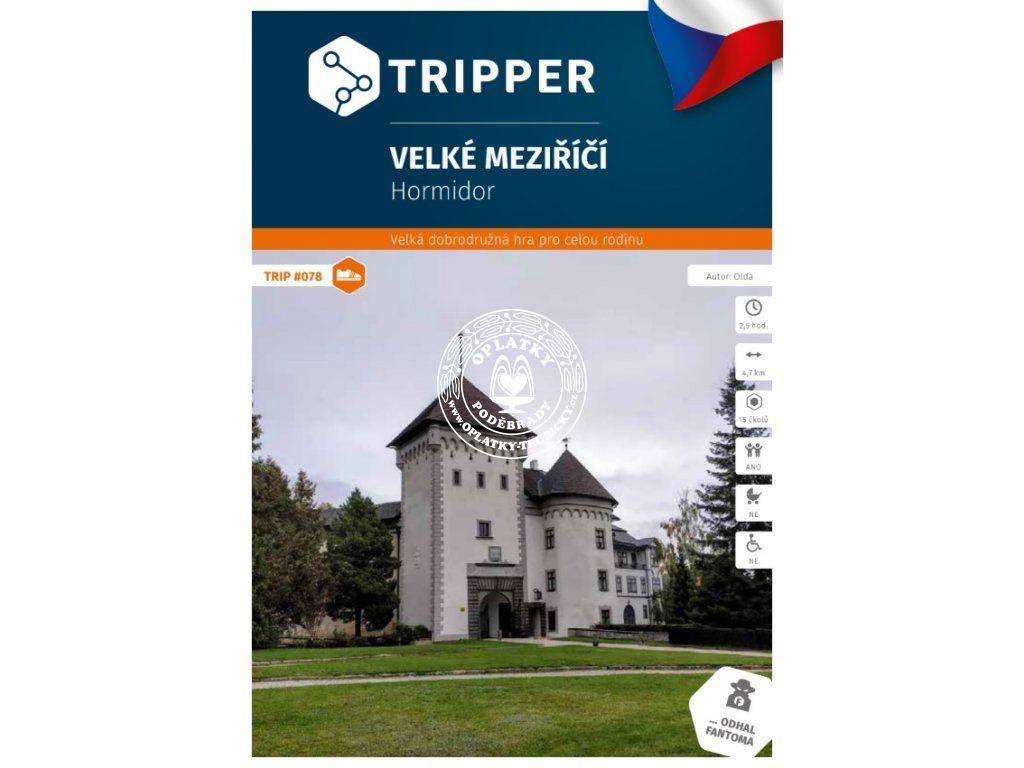 TRIPPER - Velké Meziříčí, #078, A-627