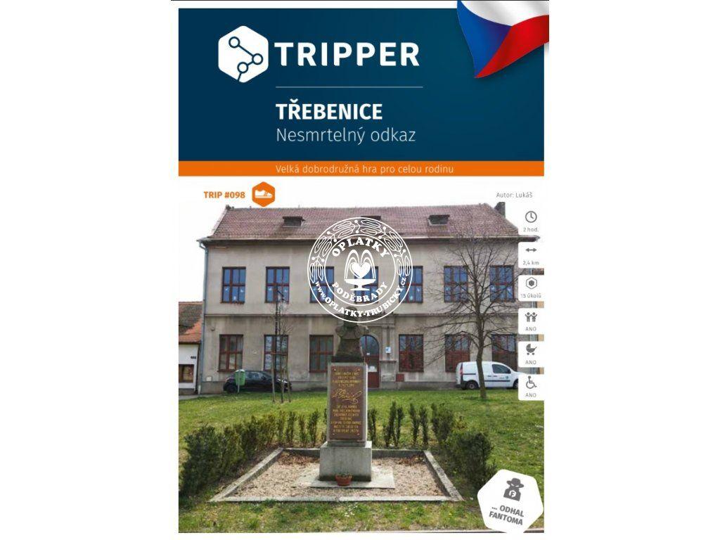 TRIPPER - Třebenice, #098, A-676