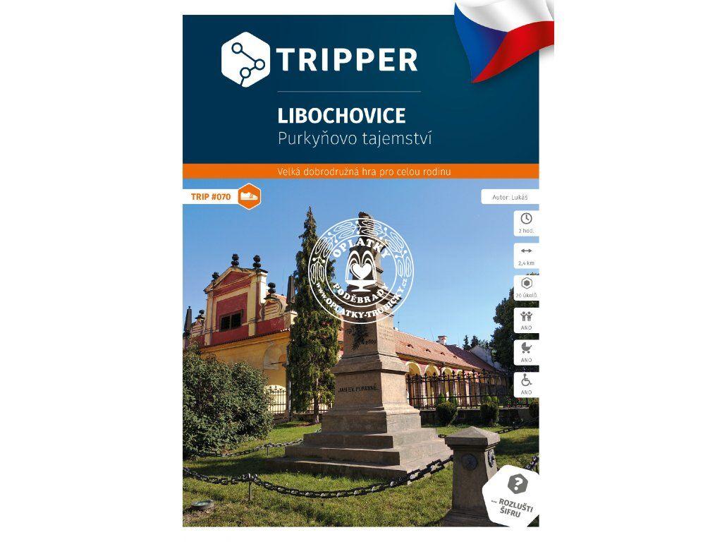 TRIPPER - Libochovice, #070, A-589