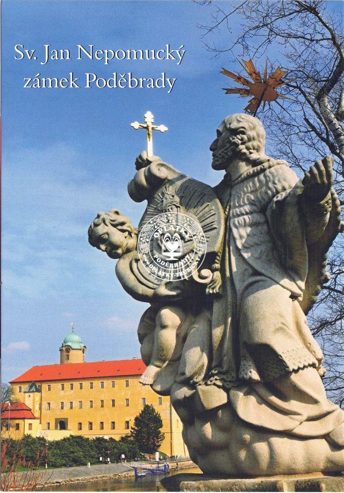 Pohled Poděbrady - 003