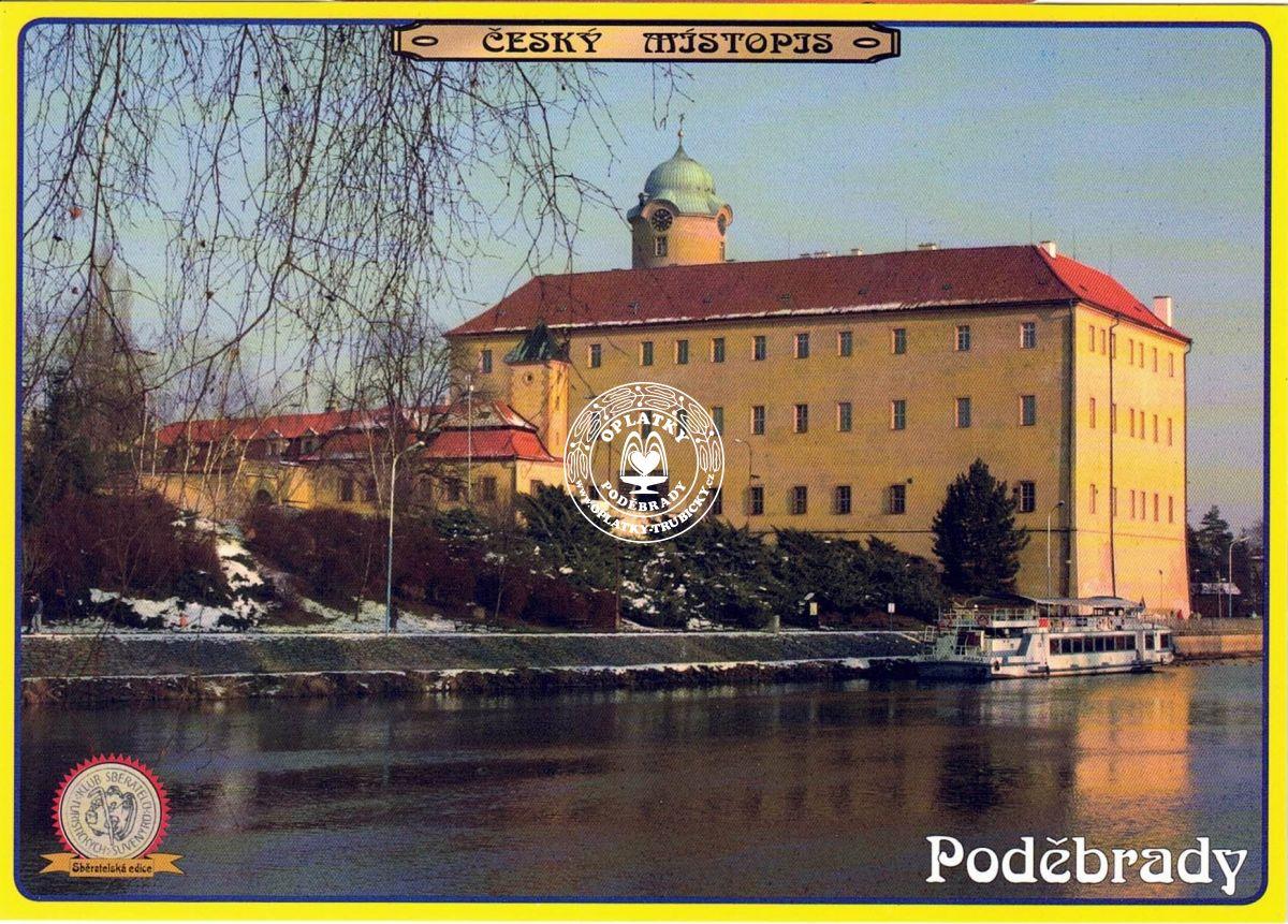 Pohled Poděbrady - 009