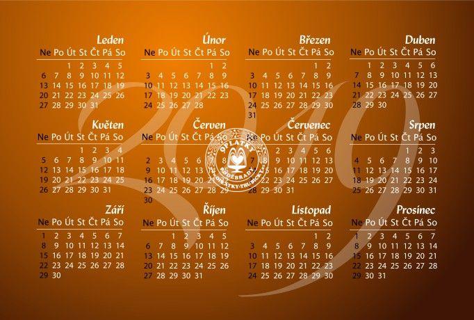 Kalendářík Poděbrady - 2019