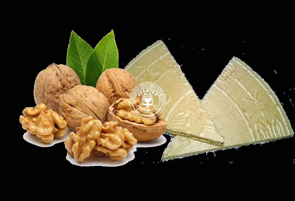 Lázeňské trojhránky Vlašský ořech