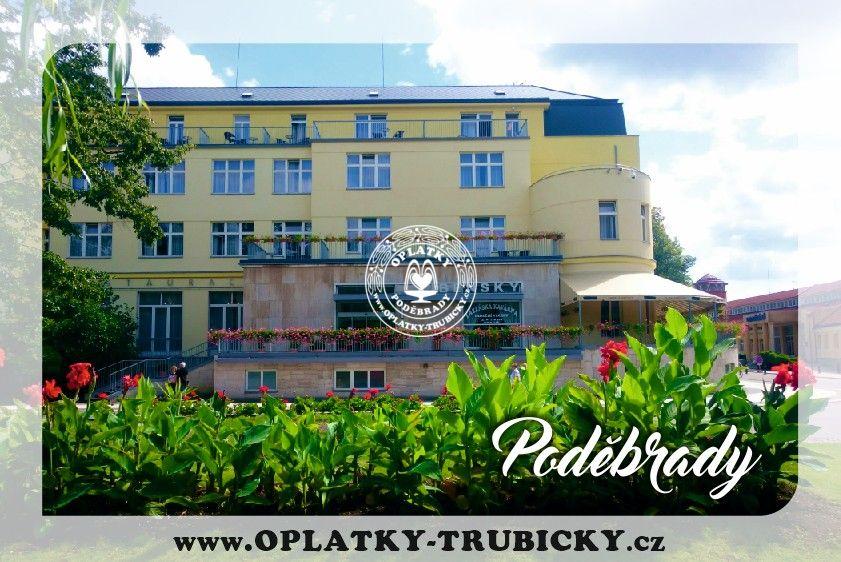 Kalendářík Poděbrady - 2018, verze 2