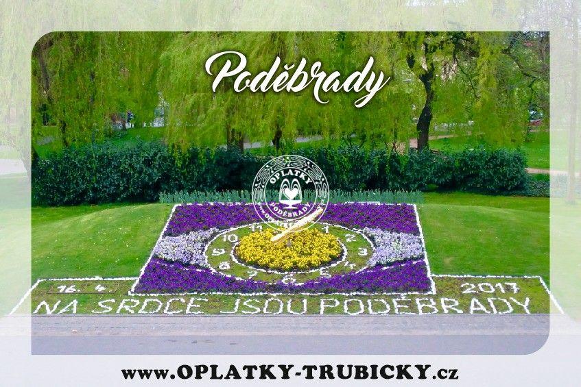 Kalendářík Poděbrady - 2018, verze 3