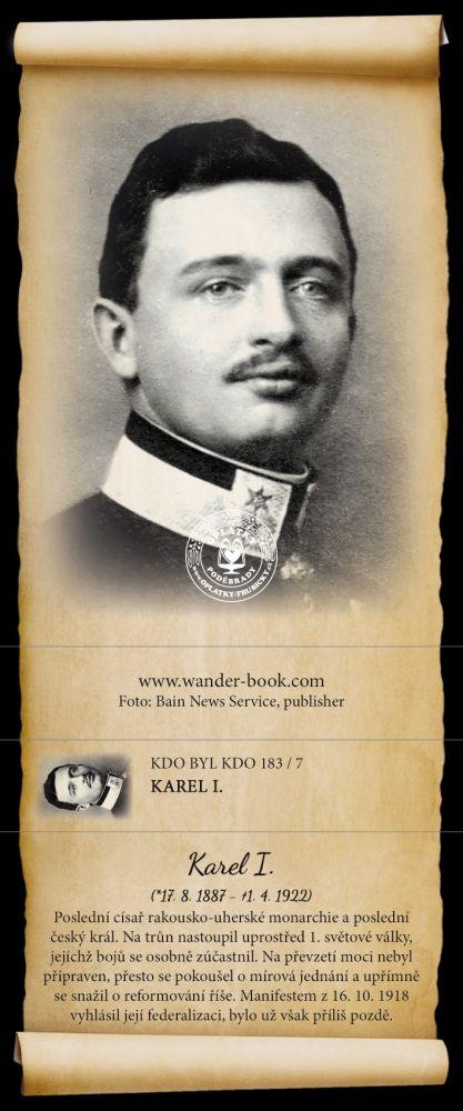 Karel I., F-849