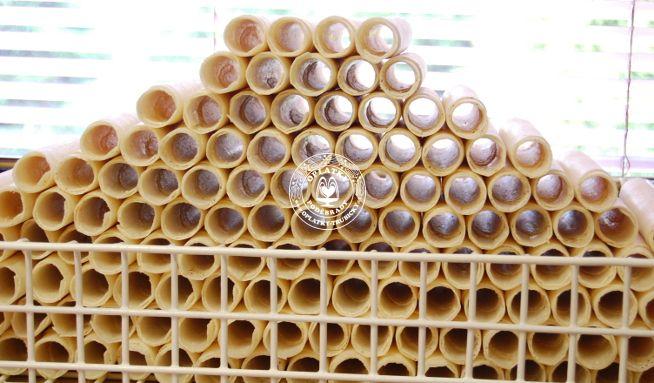 Hořické trubičky sypané - 10ks