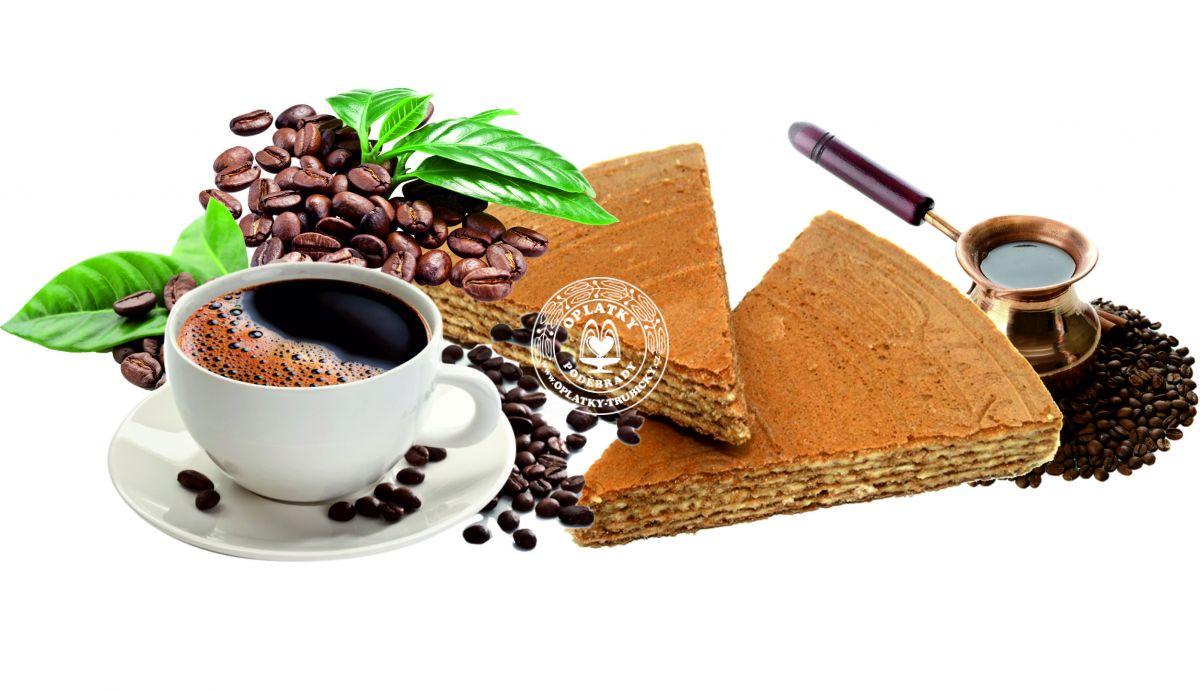 Lázeňské trojhránky Alžírská káva