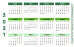 Kalendářík InfoCentrum - 2021