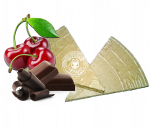 Spa triangles Cherries in chocolate